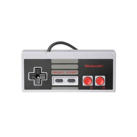 Manette Pour Console Nintendo Nes Mini Classic & Wii U