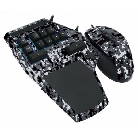 Manette Ps3 Rapid Fire Tactical Assault Commader TAC 3 TAC3