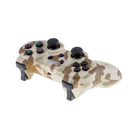 Manette Ps3 Sans Fil Bluetooth Camo Camouflage Desert - Under Control - 1450