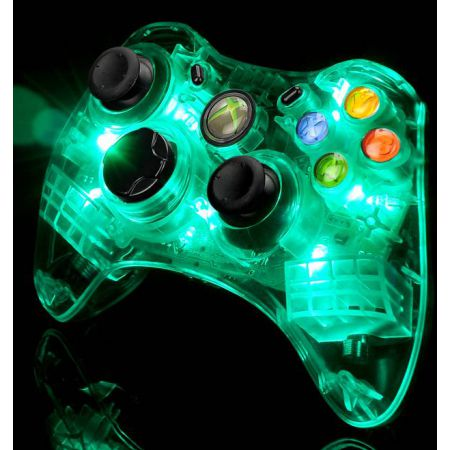Manette Xbox 360 Officielle Filaire Afterglow Ax1