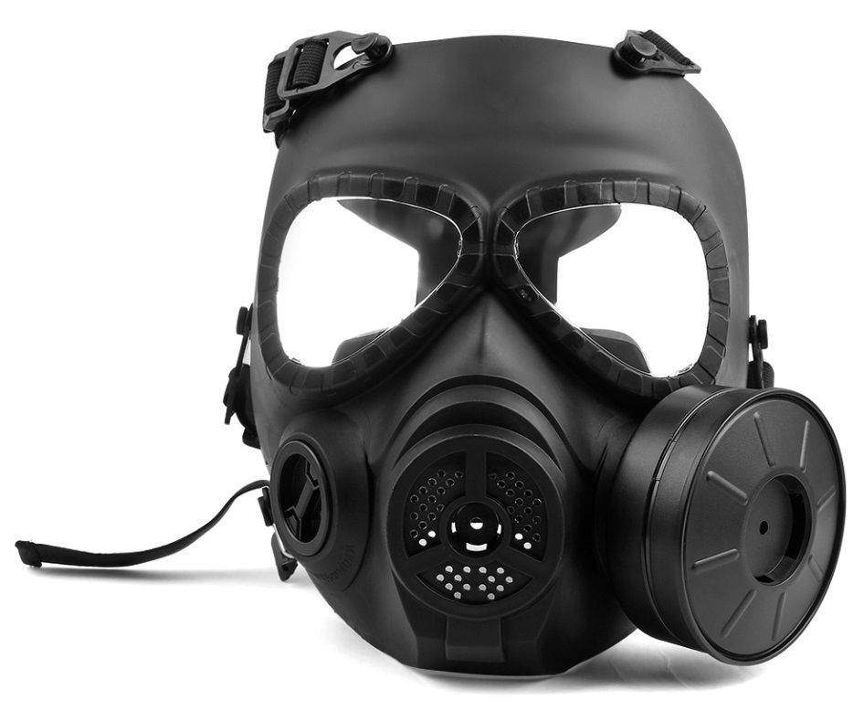 masque gaz int gral rigide toxique biochimique airsoft. Black Bedroom Furniture Sets. Home Design Ideas