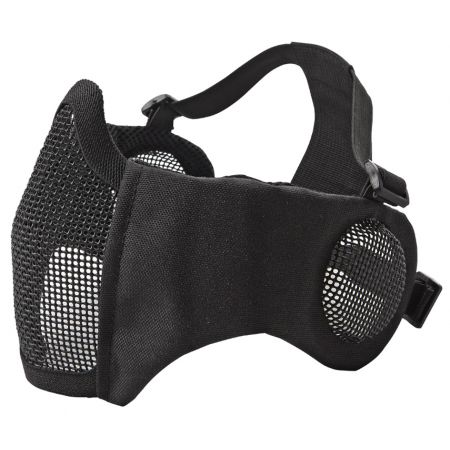 Masque de Protection Grillage Stalker 3.0 ASG Noir - 19216