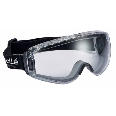 Masque De Protection PILOT II (Verre Blanc) - Bolle Safety