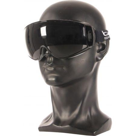Masque De Protection PILOT (Verres Noirs Fumés) - Bolle Safety
