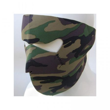 Masque Neoprene Protection Integrale Visage Camo (Camouflage) - 67128