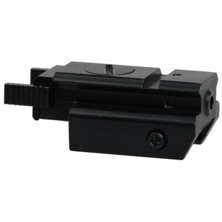 Micro Laser 3R Rouge Picatinny Replique de Poing Full Metal Delta Tactics