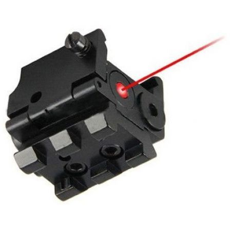 Micro Laser 3R Rouge pour Réplique de Poing Full Metal - Delta Tactics