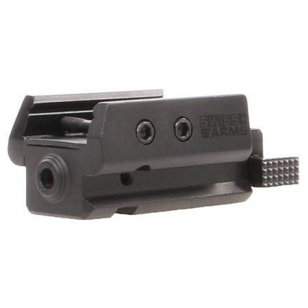 Micro Laser Sight Metal Swiss Arms Pour Rail Picatinny 263877