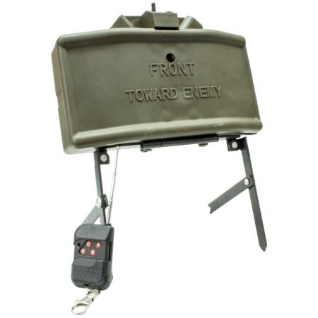 Mine Anti-Personnel 200 Billes Claymore M18A1 + Télécommande - S&T
