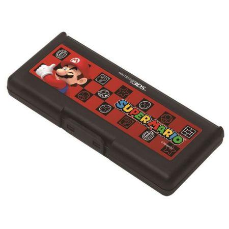 Pack Accessoires Nintendo 3Ds XL & 2Ds Super Mario - Officiel Nintendo - Hori 3DS-400E
