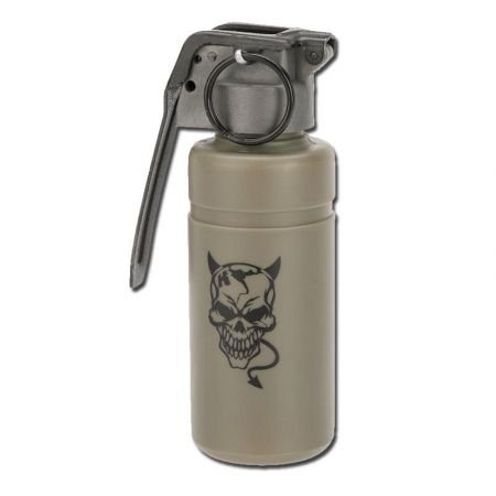 Pack Complet Grenade CO2 Hakkotsu - Detonateur + 3 Coques Devil - TB07