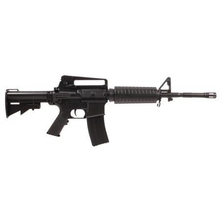 Pack Fusil M4 A1 Carbine AEG Électrique Noir + Batterie + Chargeur de Batterie + 2 Chargeurs + Cible avec Filet + Biberon 2000 Billes 0.12g