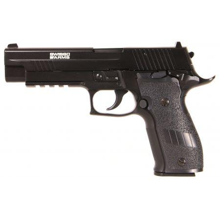 Pack Pistolet Sig Sauer P226 X-Five Co2 Blowback (280514) + 2 Chargeurs + 5 Cartouches Co2 + Mallette de Transport + 5000 Billes 0.20g