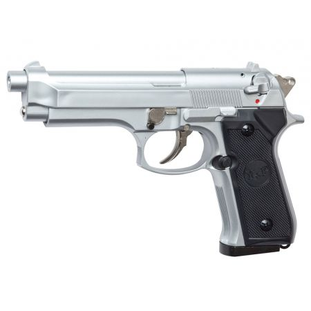 pack pistolet stti type m9 m92 m92f gaz silver mallette de transpo. Black Bedroom Furniture Sets. Home Design Ideas