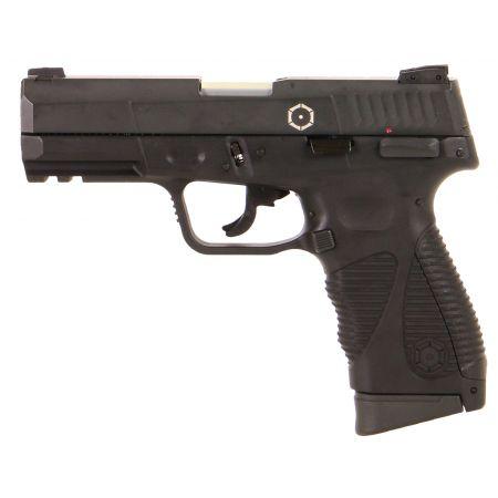Pack Pistolet Taurus PT 24/7 G2 Co2 Noir (210519) + 2 Chargeurs + 5 Cartouches Co2 + Mallette de Transport + 5000 Billes 0.20g