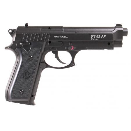 Pack Pistolet Taurus PT92 Co2 M9 210308 + 5 Cartouches Co2 + Malette de Transport + 5000 Billes 0.20g
