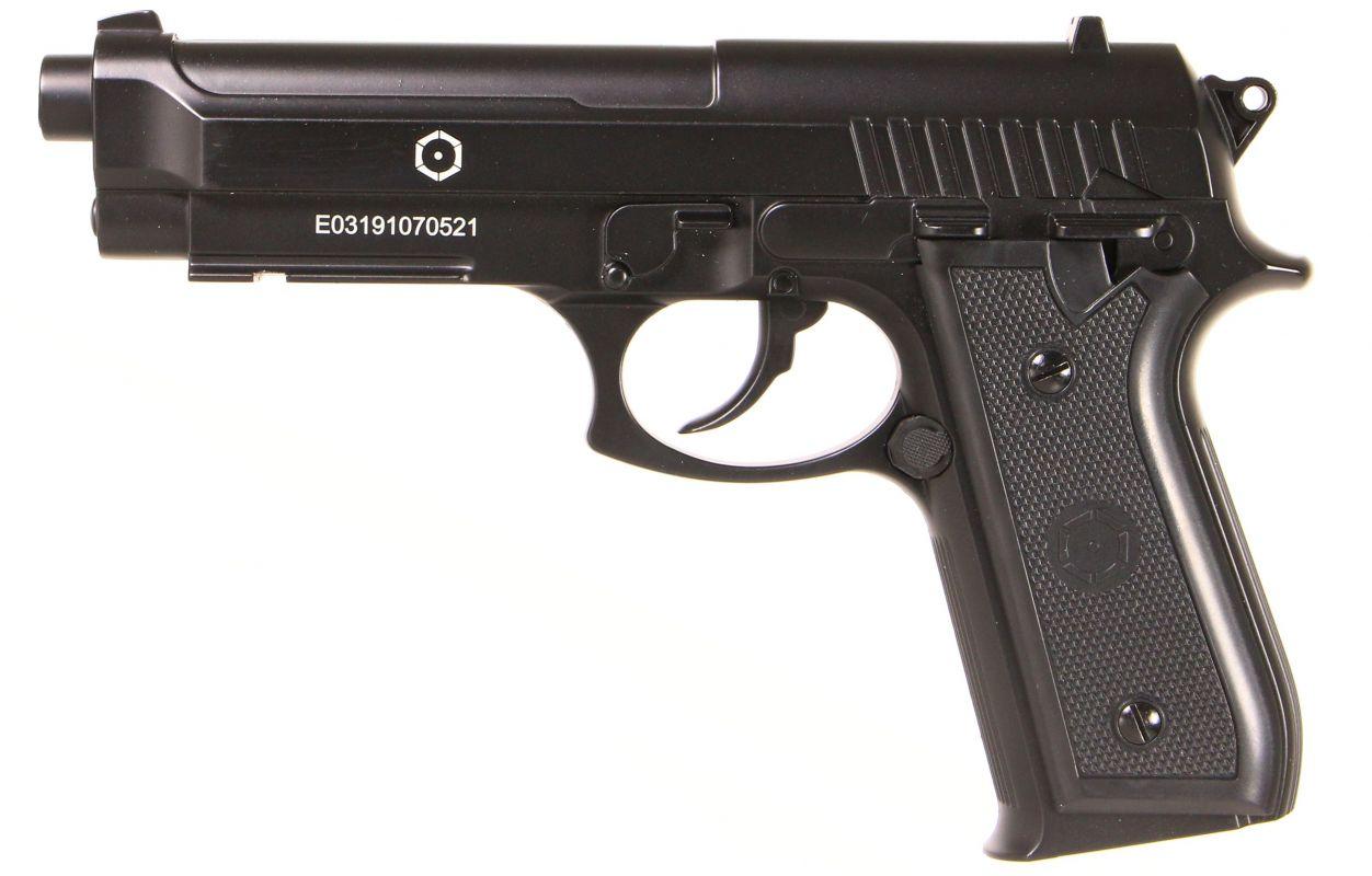 pack pistolet taurus pt92 co2 m9 full metal 210307 5 cartouches. Black Bedroom Furniture Sets. Home Design Ideas