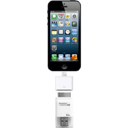 Photo Fast I-Flash Drive 32GB Pour iOS iPhone iPad Pod - MAC / PC
