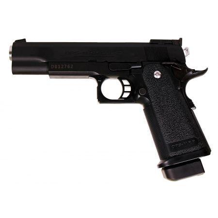 Pistolet 1911 Hi-CAPA 5.1 GBB Gaz Tokyo Marui - Noir