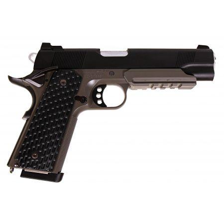Pistolet 1911 Night Warrior (Custom) GBB Gaz Tokyo Marui - Noir
