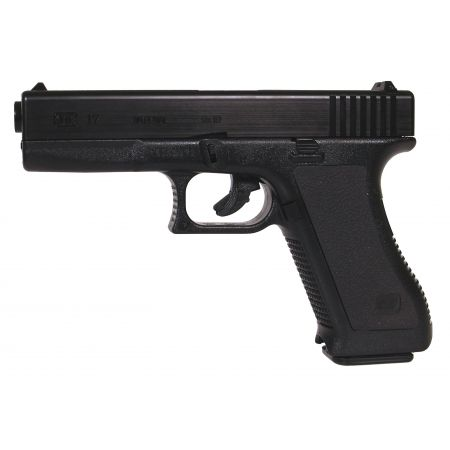 Pistolet à Billes G17 S17 KWC Type Glock Gen 2 Spring Noir - 14096