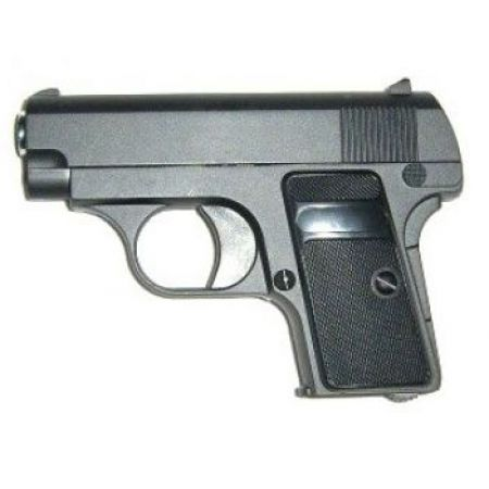 Pistolet à Billes Galaxy G1 Spring Full Metal (Type Colt 25) - PA-SP-5848