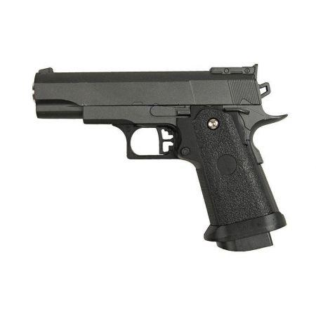 Pistolet à Billes Galaxy G10A G.10 Spring Full Metal + Silencieux PA-SP-1200