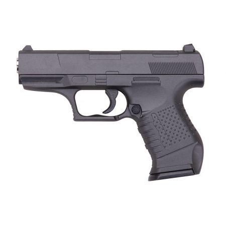 Pistolet à BIlles Galaxy G19 P99 Spring Full Metal - PA-SP-1393