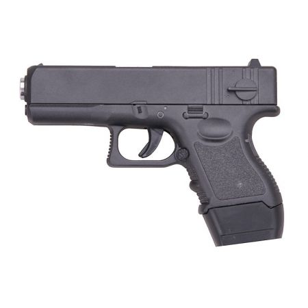 Pistolet à Billes Galaxy Glock G16 G.16 Spring Full Metal - PA-SP-4614