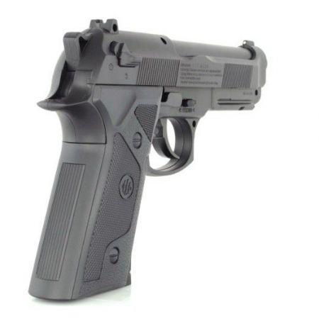 Pistolet Beretta Elite II 2 Co2 Noir 2 Joules - 25794