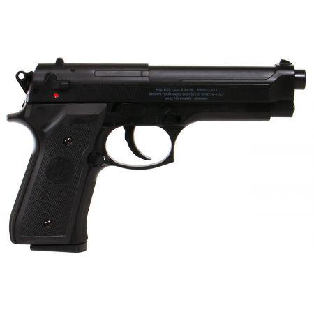 Pistolet Beretta MOD.92 FS Spring NoirCulasse Metal - 25161