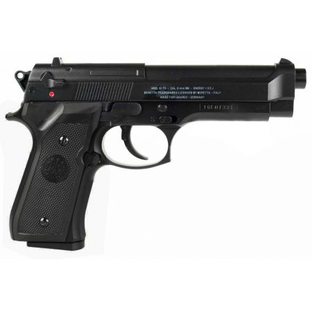 Pistolet Beretta MOD 92 (M92) FS HME Spring Culasse Métal Umarex 25887