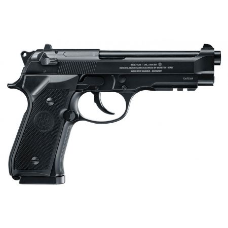 Pistolet Beretta MOD. 96 A1 (M96) Co2 Full Metal Blowback Noir - 25980