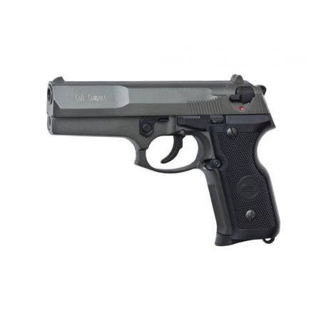 Pistolet C60 Compact GAZ Blowback GBB Full Metal - 15854