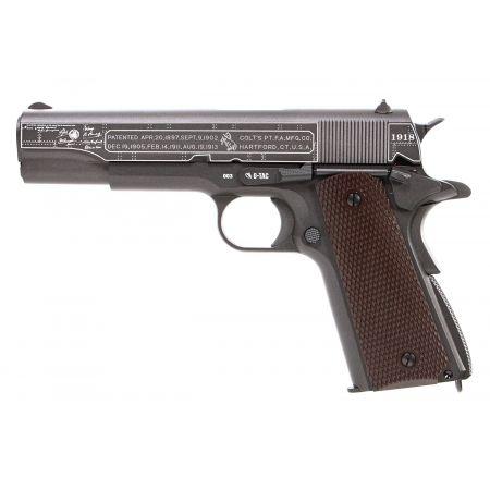 Pistolet Colt 1911 A1 Co2 GBB Metal Edition Limitée Armistice - 180537