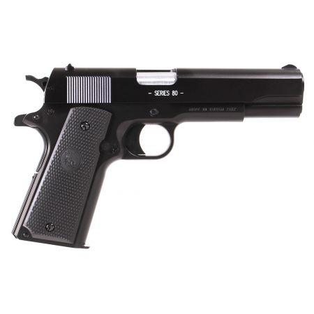Pistolet Colt 1911 A1 HPA Cybergun Spring Culasse Metal Serie Bax - 180116