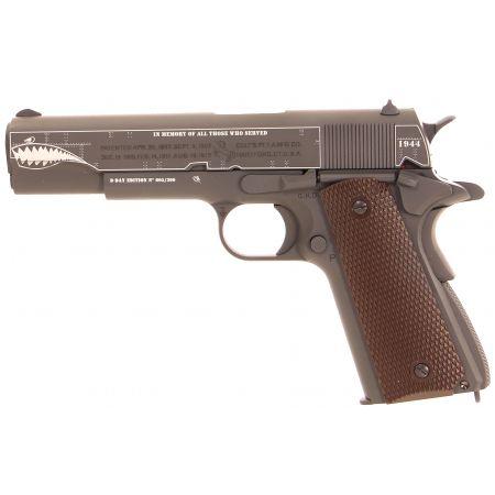 Pistolet Colt 1911 D-Day 75th CO2 Edition Limitée Full Métal - 180575