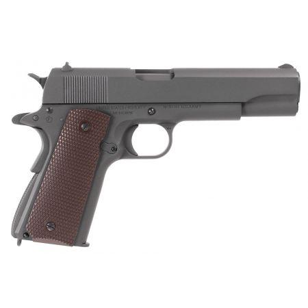Pistolet Colt 1911 M1911 A1 Co2 Anniversary Parkerized Gris Full Metal - 180532