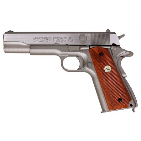 Pistolet Colt 1911 MKIV Series 70 GBB Co2 Mexican Skull Gtac - 180533