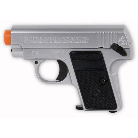Pistolet Colt 25 Spring (mineur 0.07 joule) Silver - 180200