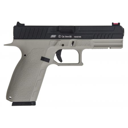 Pistolet Commander DP18 Co2 Blowback ASG Urban Grey - 19084