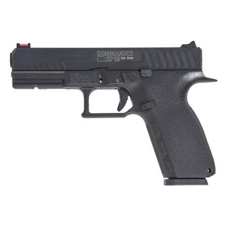 Pistolet Commander XP18 Co2 Blowback ASG Noir - 18965