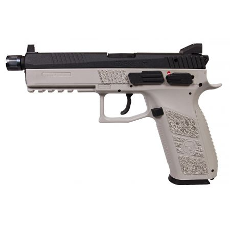 Pistolet CZ P09 P-09 Co2 Blowback Full Metal Urban Grey ASG - 18943