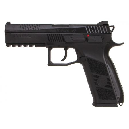 Pistolet CZ P09 P-09 Noir GBB Gaz Blowback - 18116
