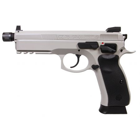 Pistolet CZ SP-01 SHADOW Co2 Blowback Full Metal Urban Grey ASG 18916