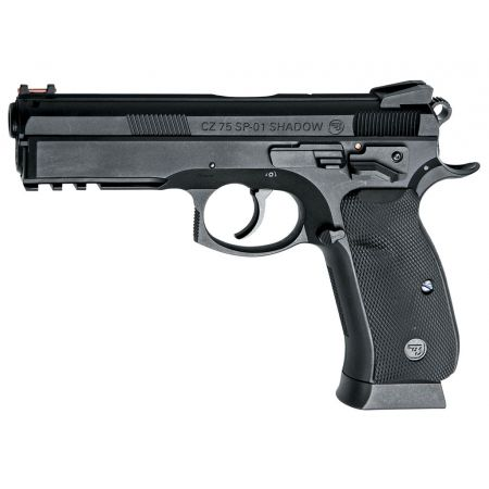 Pistolet CZ SP-01 Shadow CO2 GNB (SP01) - CESKA ZBROJOVKA - 17653