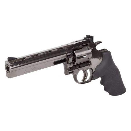 Pistolet Dan Wesson 715 Revolver 357 Magnum Co2 6 Pouces 1.9 Joule Steel Grey - ASG - 18191