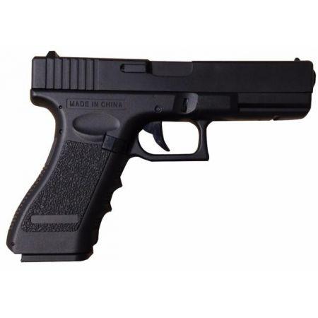 Pistolet Delta Tactics G18C (G18 C LiPO Mosfet) AEP Cyma CM030 Noir