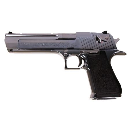 Pistolet Desert Eagle 50AE GBB Gaz Tokyo Marui - Stainless
