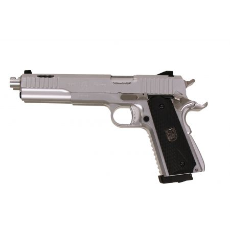 Pistolet Dueller Prismatic Arsenal Firearms - Double Barrel 1911 Co2 Full CNC - 370501